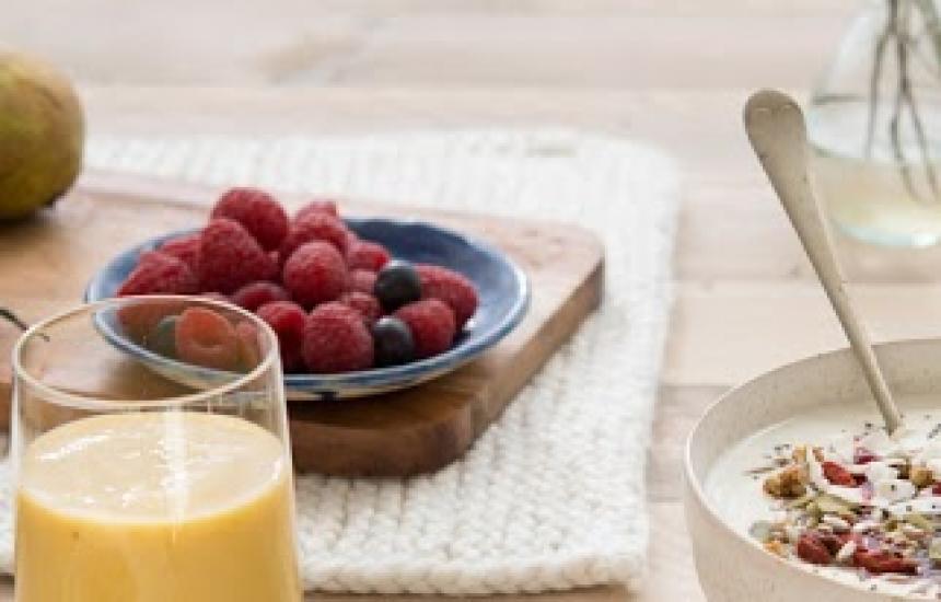 Растителни храни за справяне с килограмите