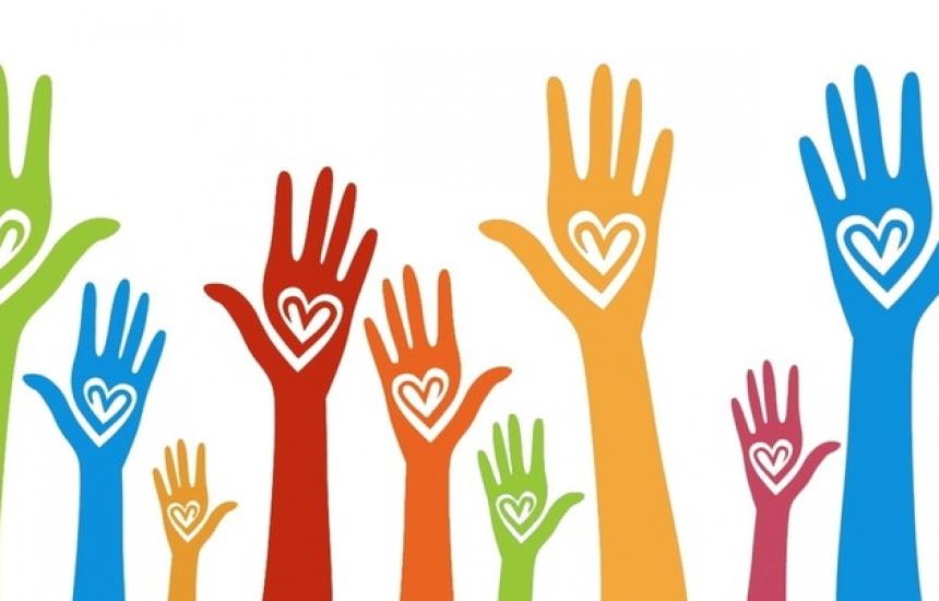 Симулират бедствие за Деня на доброволеца