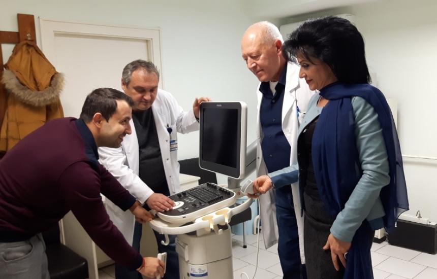 Нов 4D ехограф за фетална морфология в Бургас