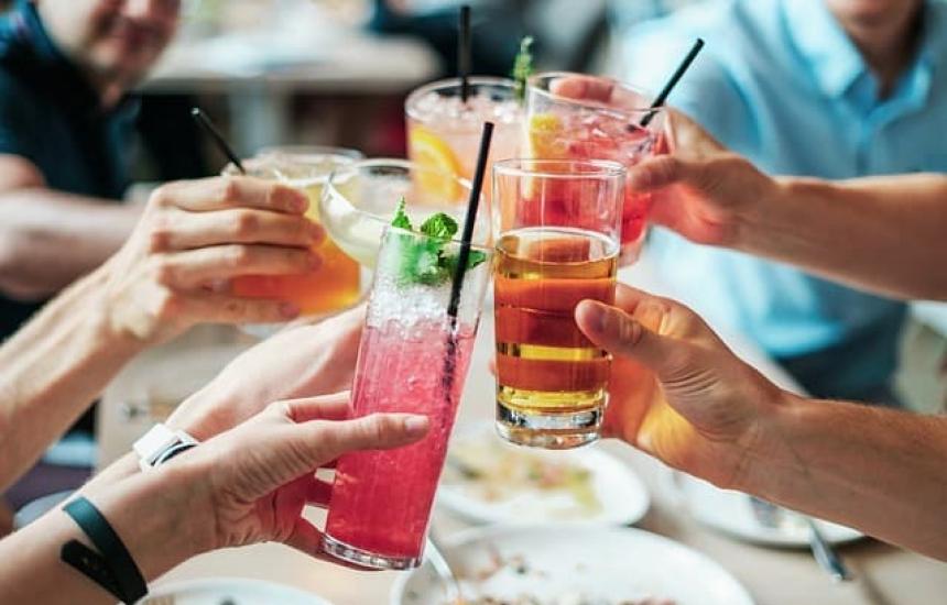 Алкохолът действа след първата глътка