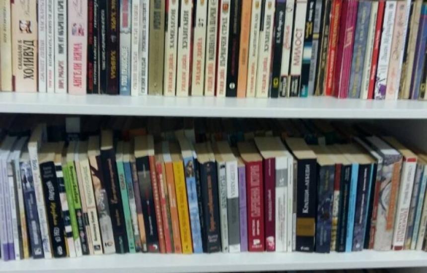 """Над 5000 книги събра """"Оздравей с книга"""