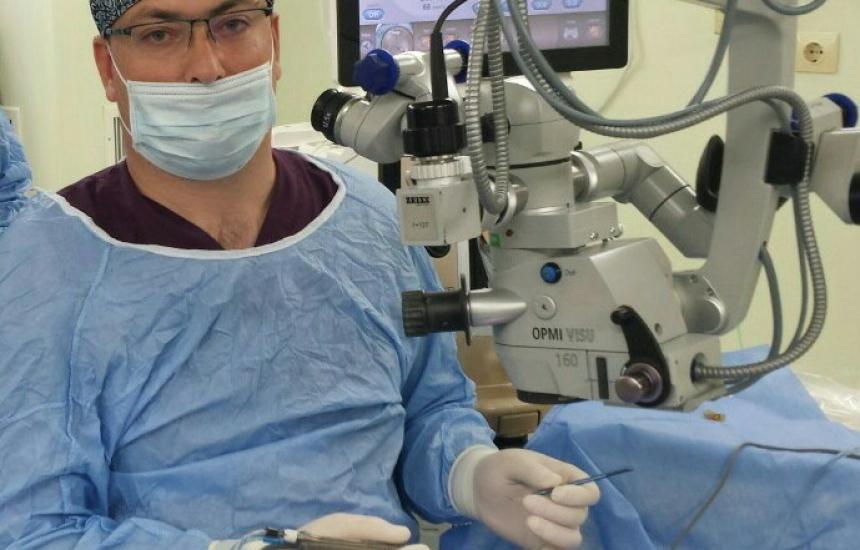 Безплатни очни прегледи в Пловдив