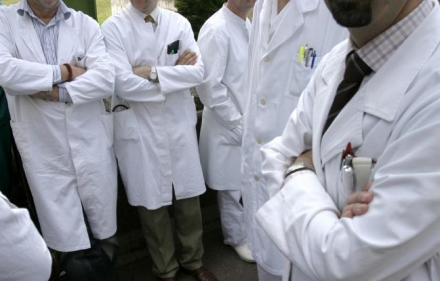 Лекарски протест от 15 януари