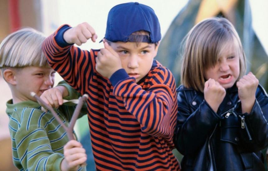Слушайте децата, за да се справите с агресията им