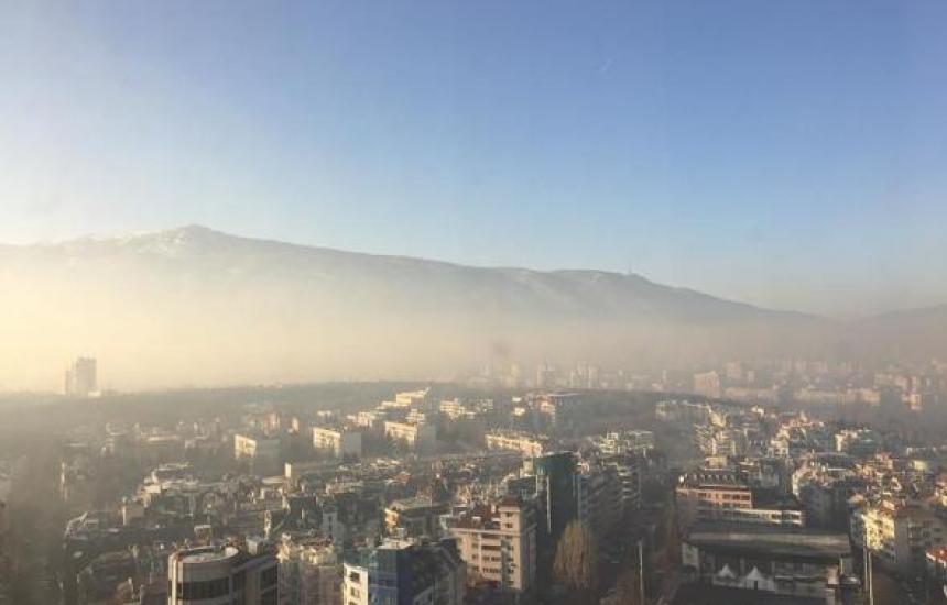 Затварят центъра на София при мръсен въздух