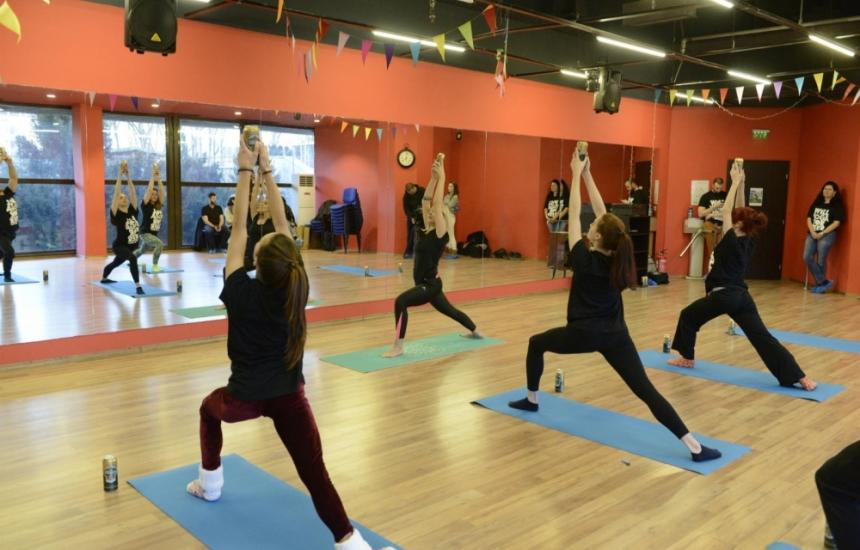 Бирена йога за разпускане