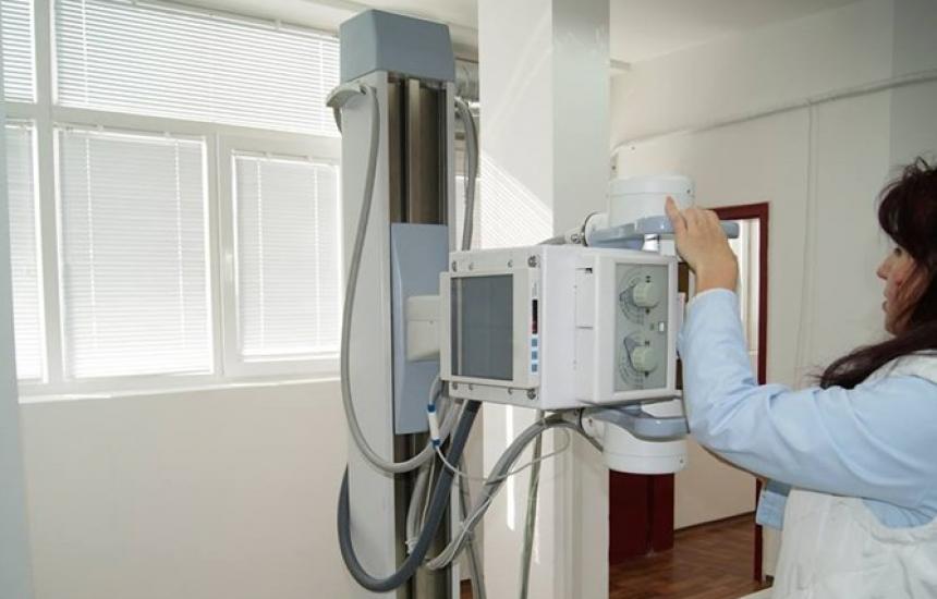 Нов рентгенов апарат за търновци