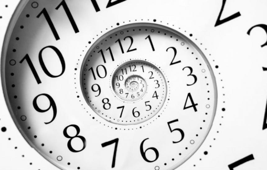 Смяната на времето пъди съня