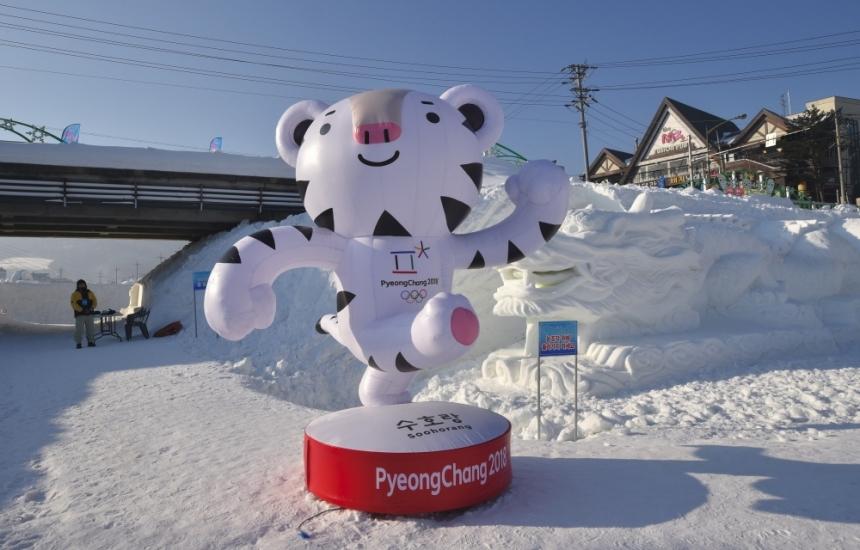 Грипът настъпва на Олимпийските игри