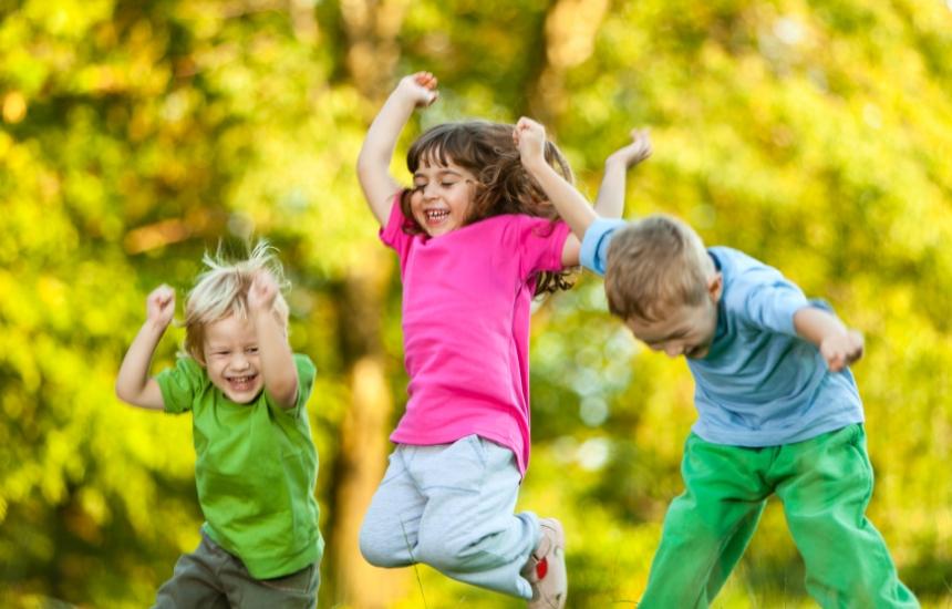 И пролетта крие рискове за детското здраве