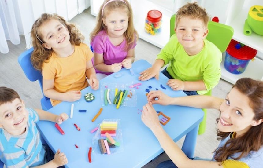 Учат родителите как да развият децата си