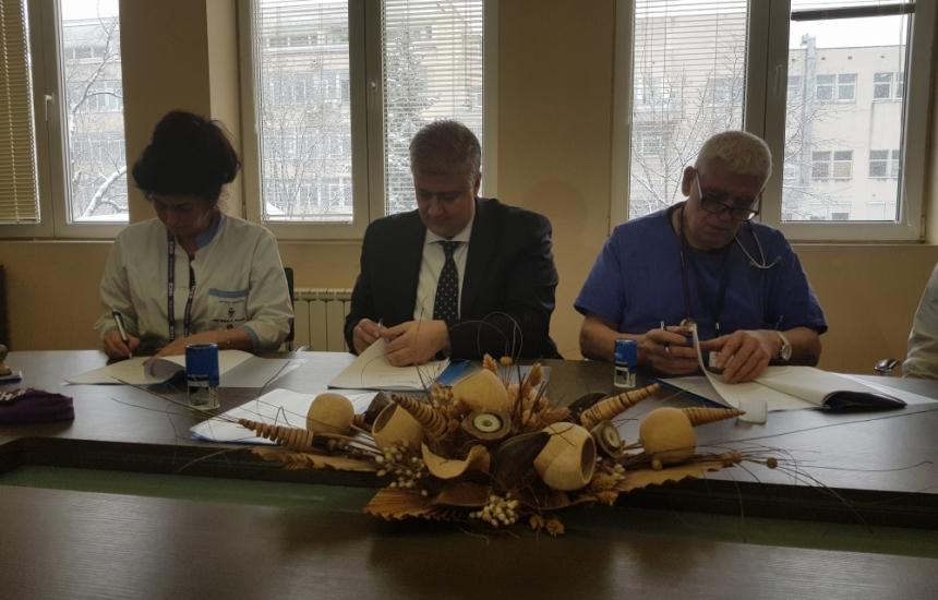 С до 300 лв. повече за заплати в Пирогов