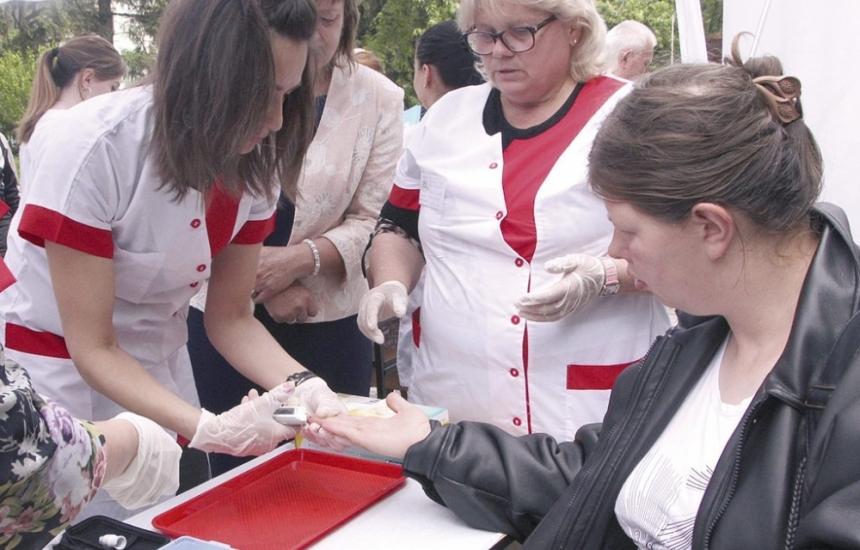 Мерят безплатно кръвната захар в Добрич