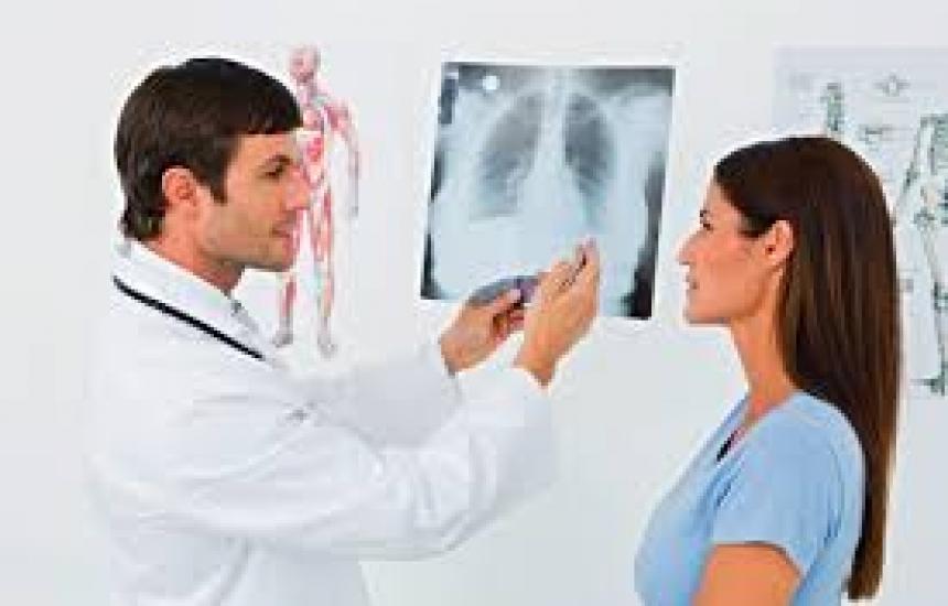 Безплатни прегледи на бял дроб