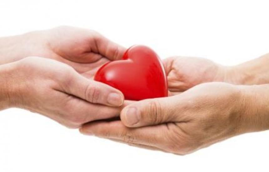 Един донор може да спаси 8 души