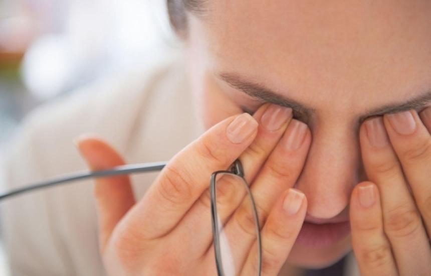 Очните алергии са опасни за зрението