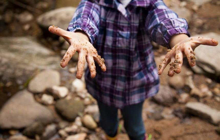 Микробите пазят децата от левкемия
