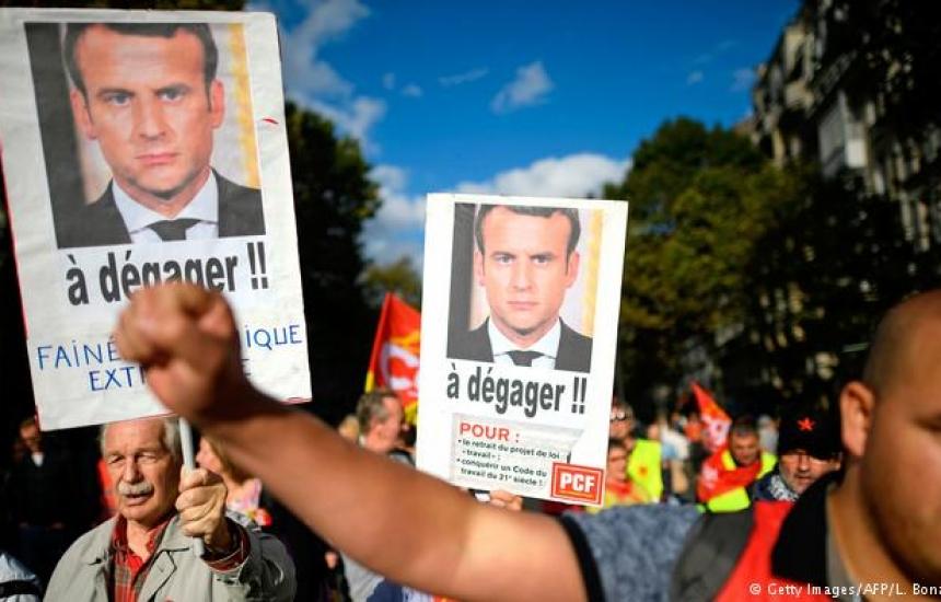 Лекари на масов протест във Франция