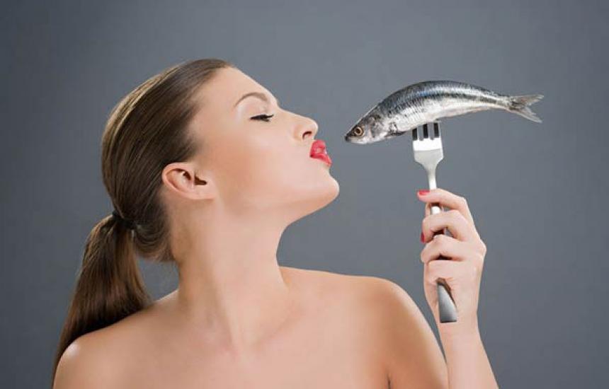 Искате повече секс? Хапвайте риба
