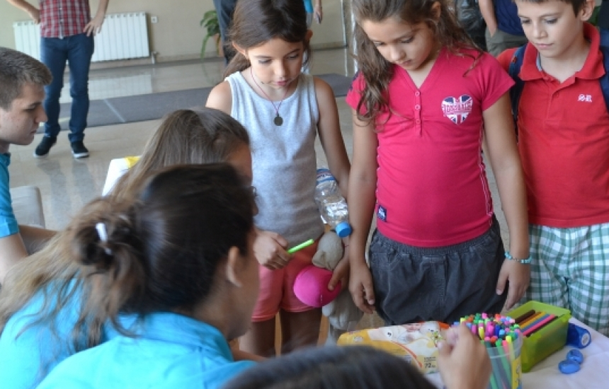 Младежите на БЧК с уроци по хуманност