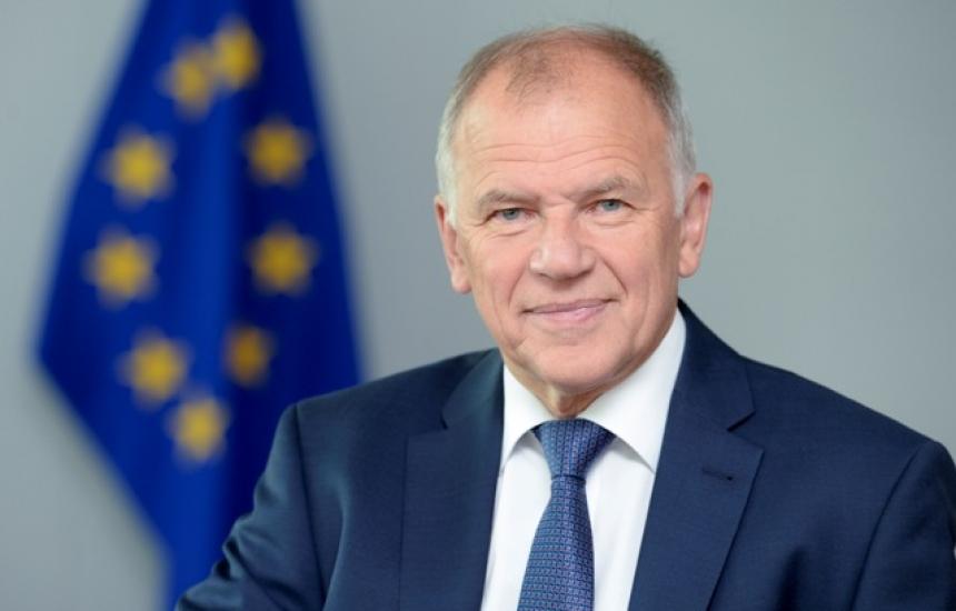 Еврокомисар на визита в МУ-Пловдив