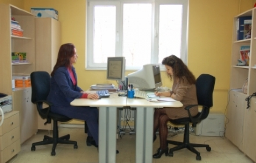 Ремонтираха детската психиатрия в Александровска