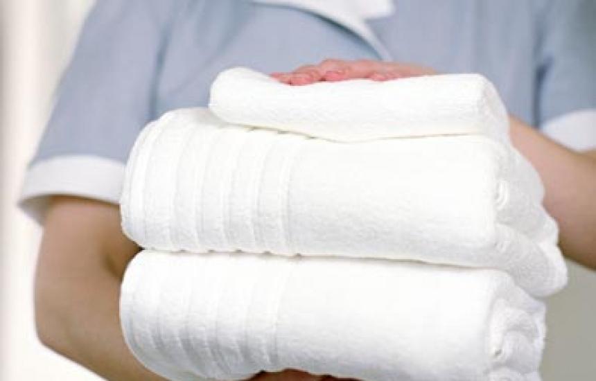Болници и хотели със специални перални