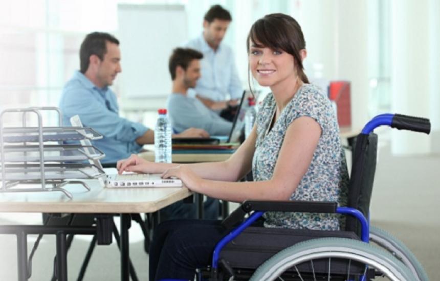 Нов шанс за работа за хората с увреждания