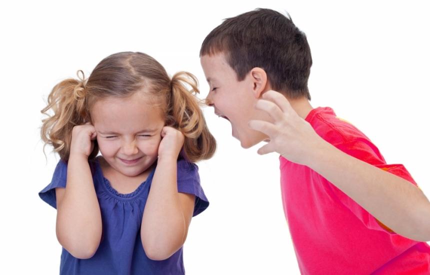 """За агресията при децата са виновни """"първите 7"""