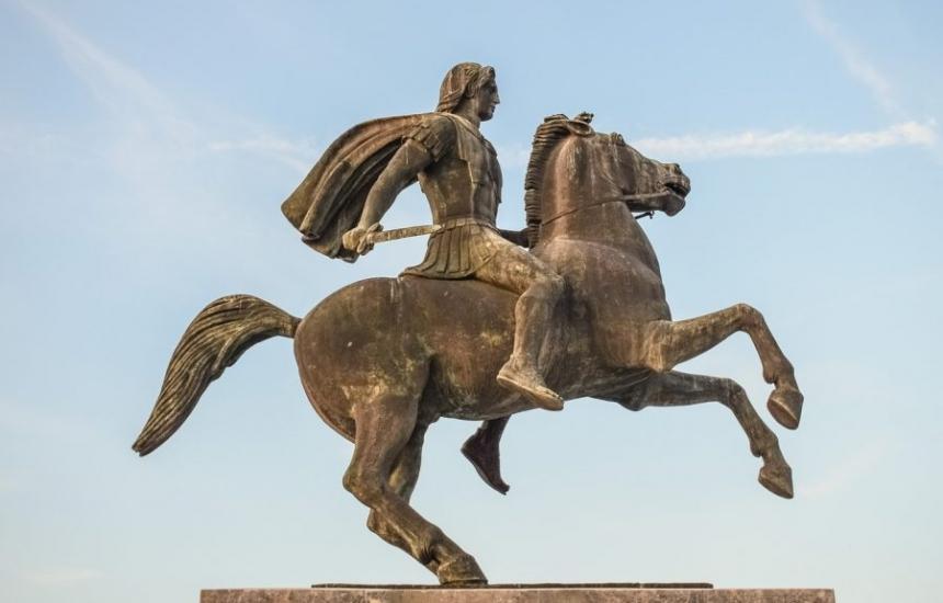 Александър Македонски починал от треска