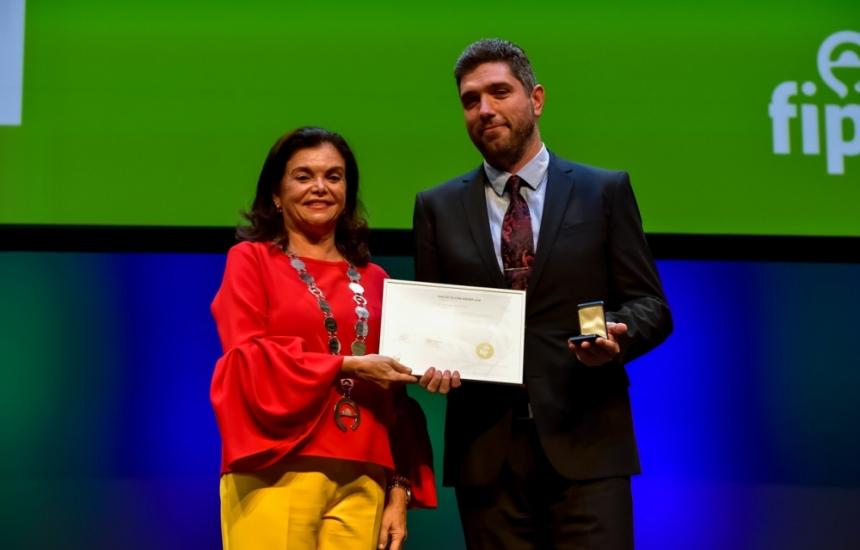 Български аптекар с отличие на световен форум