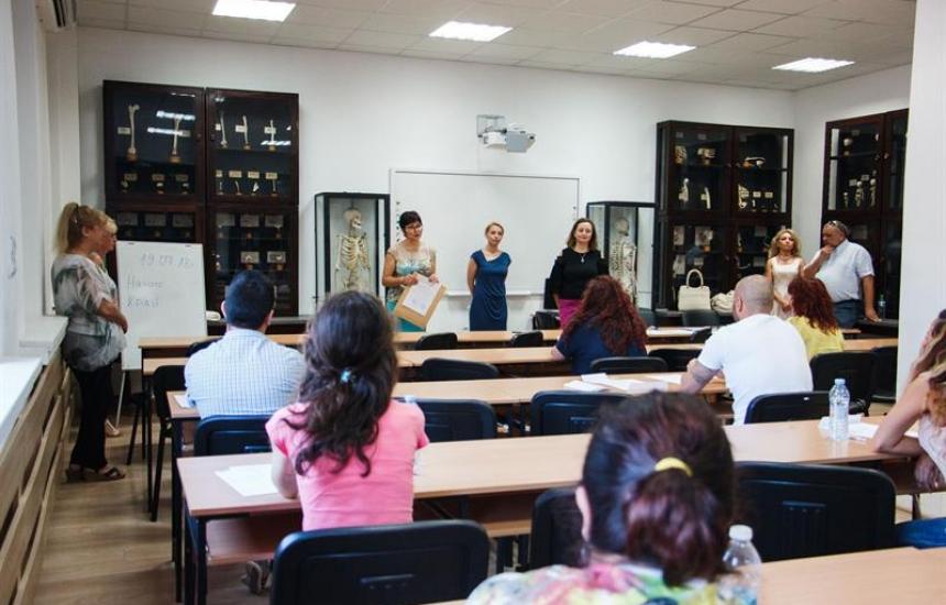 Над 1100 първокурсници в МУ-Пловдив