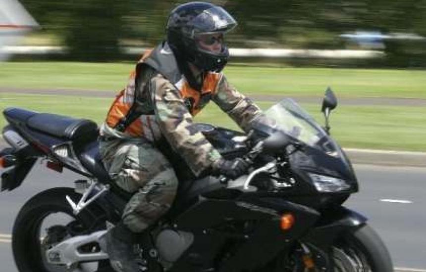 Най-тежките травми са при мотористите