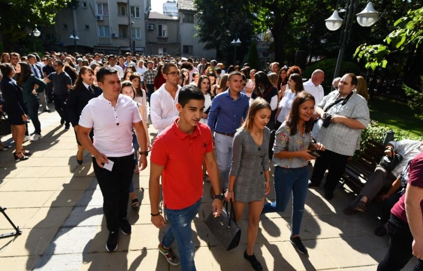 Кандидати от 53 страни в МУ-Варна