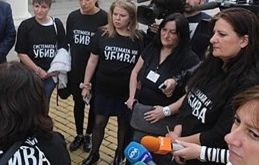 Майките на среща в парламента