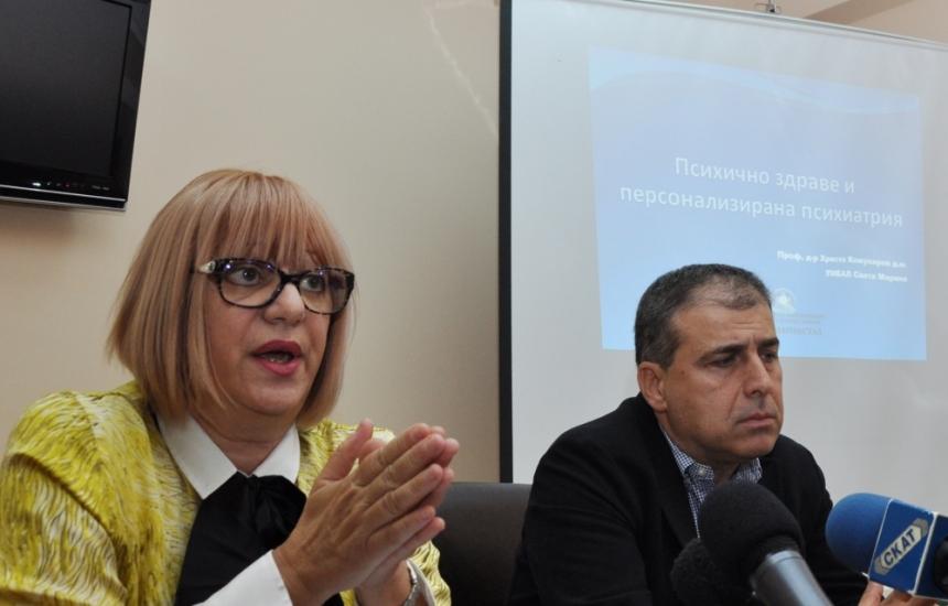 20% oт българите с психични проблеми