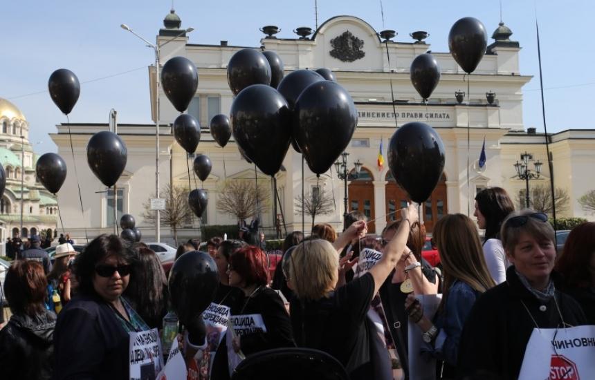Майките искат оставката на Валери Симеонов