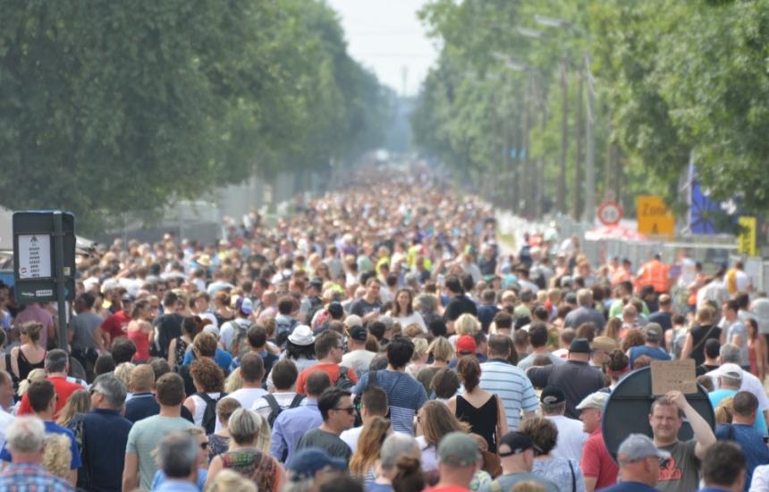 Хората в Северна България живеят най-малко в ЕС