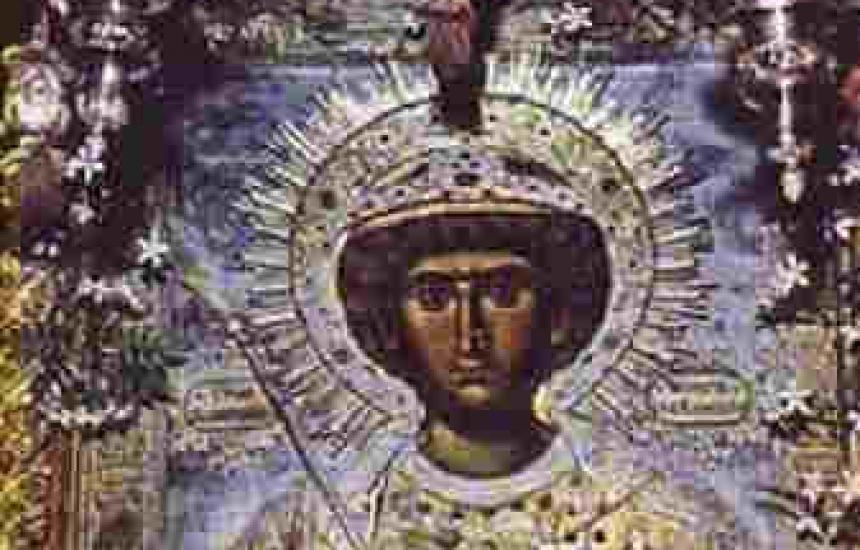 Копие на Фануилската чудотворна икона у нас