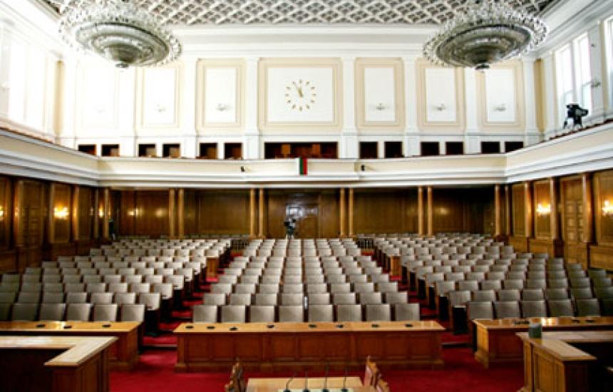 КНСБ се среща с партиите в парламента