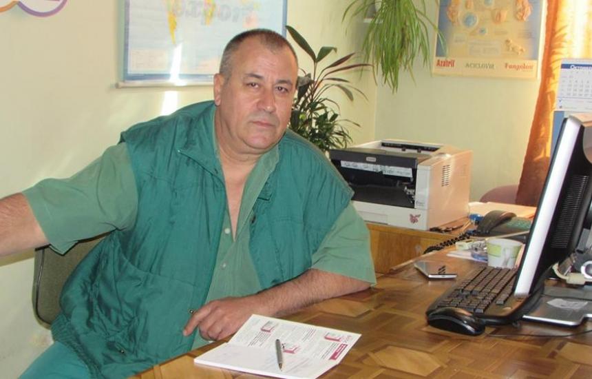 Лекар осъди прокуратурата за 40 000 лева