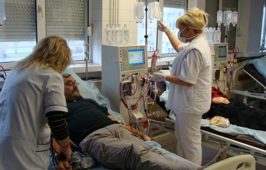 Нови апарати за хемодиализа