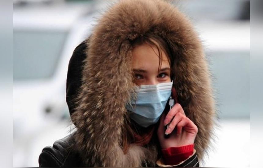 Четири области с повече болни от грип