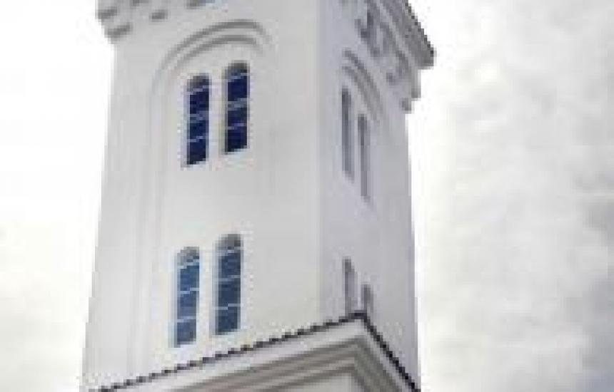 На Стефановден празнува новата църква в Южния парк