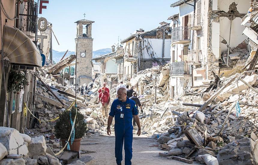 БЧК праща помощ в Италия