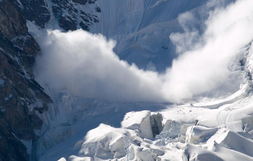 Внимание: Трета степен на лавинна опасност!