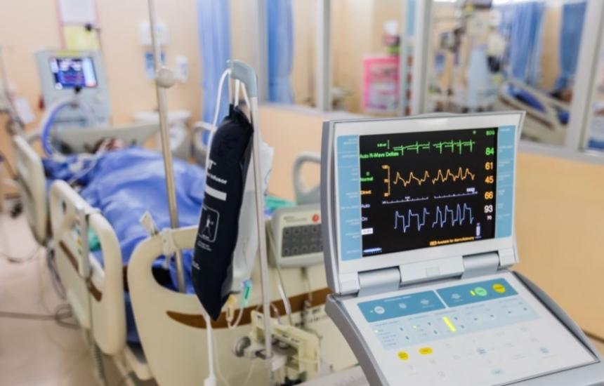 Грипът с усложнения на белия дроб