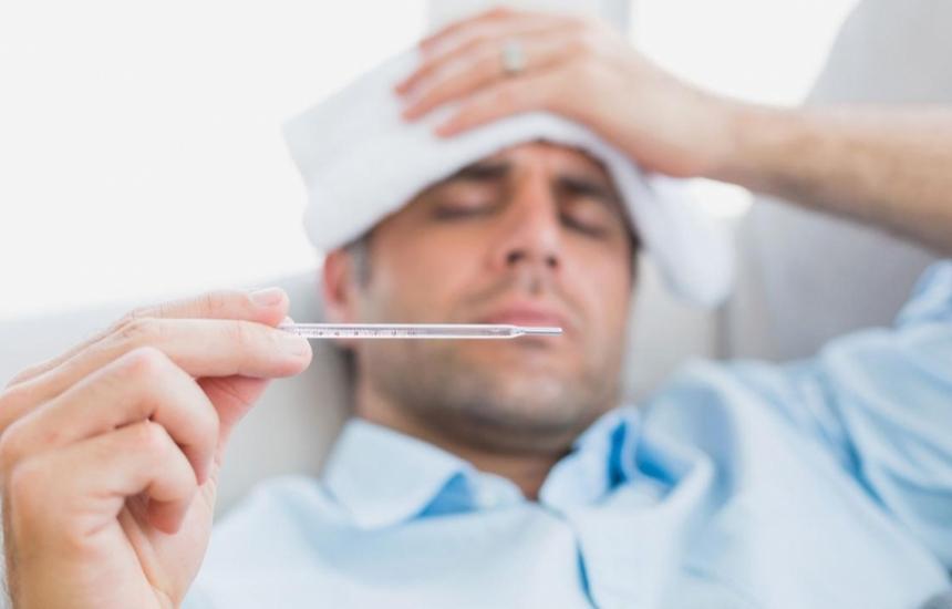 Пневмония удря на 3-ия ден от грипа