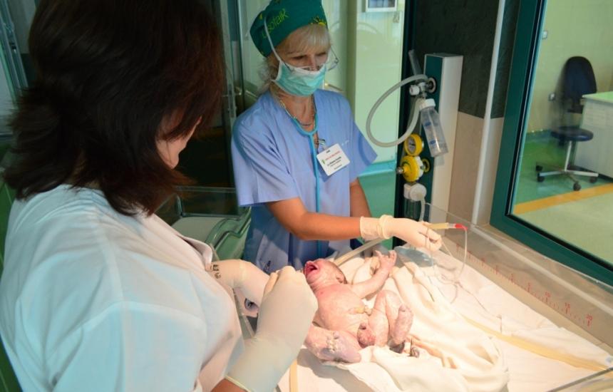 """523 бебета проплакали в """"Тракия"""""""