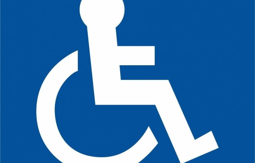 Хора с увреждания на протест